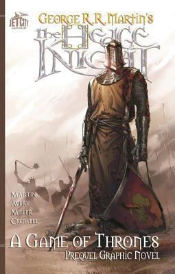 Cover image for The hedge knight