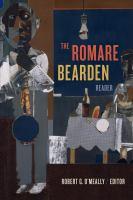 Cover image for The Romare Bearden reader