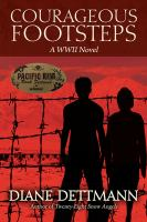 Cover image for Courageous footsteps : a WWII novel