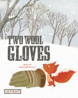Cover image for Two wool gloves