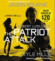 Cover image for Robert Ludlum's The patriot attack