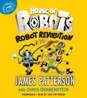 Cover image for House of robots : robot revolution