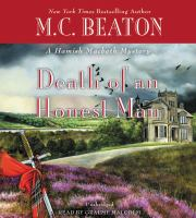 Cover image for Death of an honest man