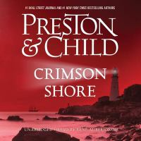 Cover image for Crimson shore
