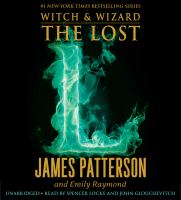Cover image for Witch & wizard. The Lost