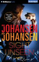 Cover image for Sight unseen