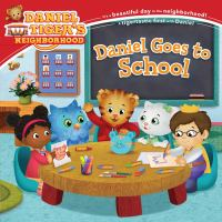 Cover image for Daniel goes to school