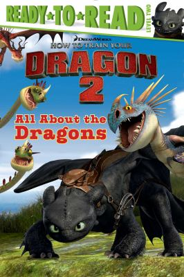 Cover image for All about the dragons