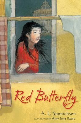 Cover image for Red butterfly