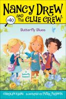 Cover image for Butterfly blues