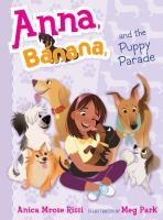 Cover image for Anna, Banana, and the puppy parade