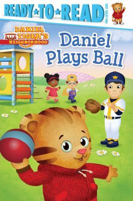 Cover image for Daniel plays ball