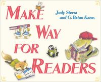 Cover image for Make way for readers