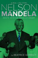 Cover image for Nelson Mandela : South African revolutionary