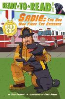 Cover image for Sadie : the dog who finds the evidence