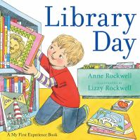 Cover image for Library day