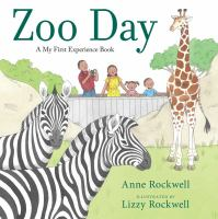 Cover image for Zoo day