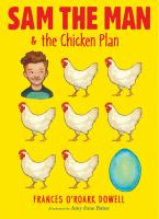 Cover image for Sam the Man & the chicken plan