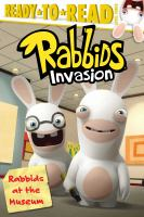 Cover image for Rabbids at the museum