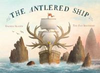 Cover image for The antlered ship