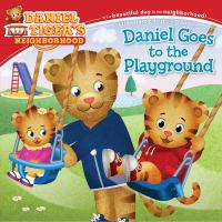 Cover image for Daniel goes to the playground