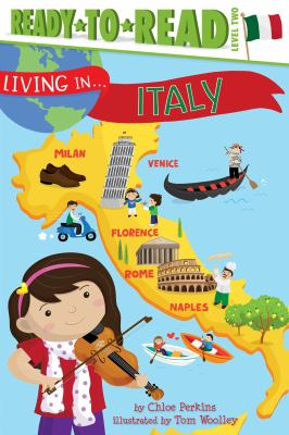 Cover image for Living in ... Italy