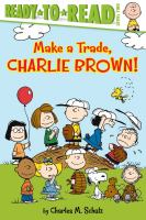 Cover image for Make a trade, Charlie Brown!