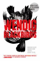 Cover image for Blackbirds