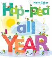 Cover image for Hap-pea all year!