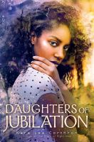 Cover image for Daughters of jubilation