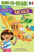 Cover image for Living in ... Mexico