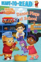 Cover image for Daniel plays at school