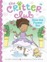 Cover image for Ellie the flower girl