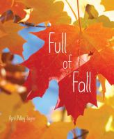 Cover image for Full of fall