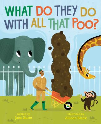 Cover image for What do they do with all that poo?