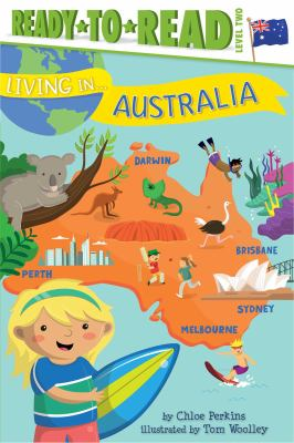 Cover image for Living in ... Australia