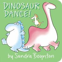 Cover image for Dinosaur dance!