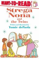 Cover image for Strega Nona and the twins