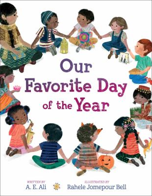 Cover image for Our favorite day of the year