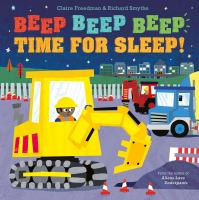 Cover image for Beep beep beep : time for sleep!