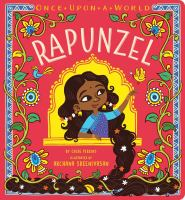 Cover image for Rapunzel