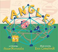 Cover image for Tangled : a story about shapes