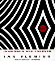 Cover image for Diamonds are forever