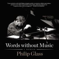 Cover image for Words without music : a memoir