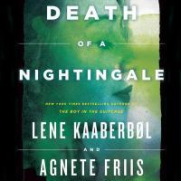 Cover image for Death of a nightingale