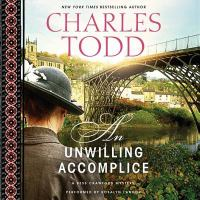Cover image for An unwilling accomplice