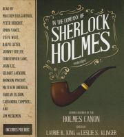 Cover image for In the company of Sherlock Holmes : stories inspired by the Holmes canon