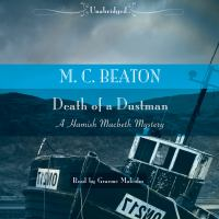 Cover image for Death of a dustman