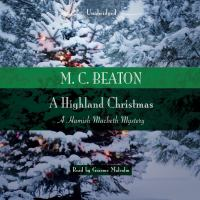 Cover image for A highland Christmas
