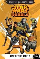 Cover image for Star Wars rebels. Rise of the rebels